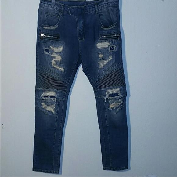 4b0060c0 Balmain Jeans | Mens 100 Authentic | Poshmark
